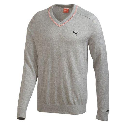 Mens Puma Lux Golf Sweaters