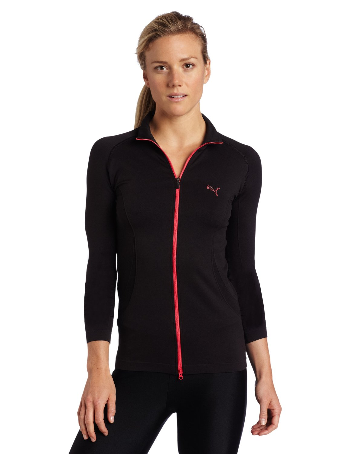Womens Puma Golf Seamless Jackets
