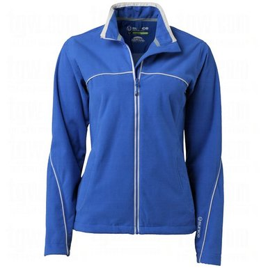 Womens Sunice Callie Fleece Golf Rain Jackets