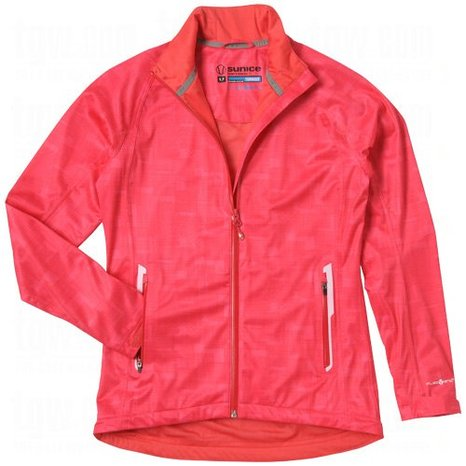 Womens Sunice Christine Flexvent Golf Rain Jackets