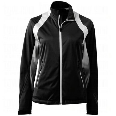 Womens Sunice Evelyn Performance Waterproof Golf Jackets