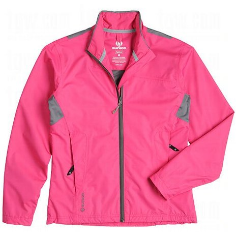 Womens Sunice Meringa Waterproof Golf Jackets