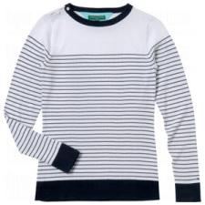 Tommy Hilfiger Womens Alyssa Stripe Sweaters