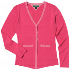 Tommy Hilfiger Ladies Ania Cardigan Sweaters