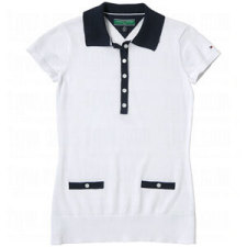 Tommy Hilfiger Womens Avo Polo Sweaters