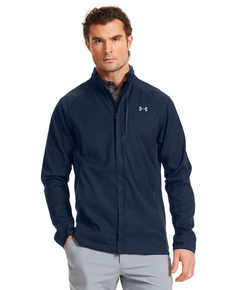 Mens Under Armour UA Hybrid Golf Jackets