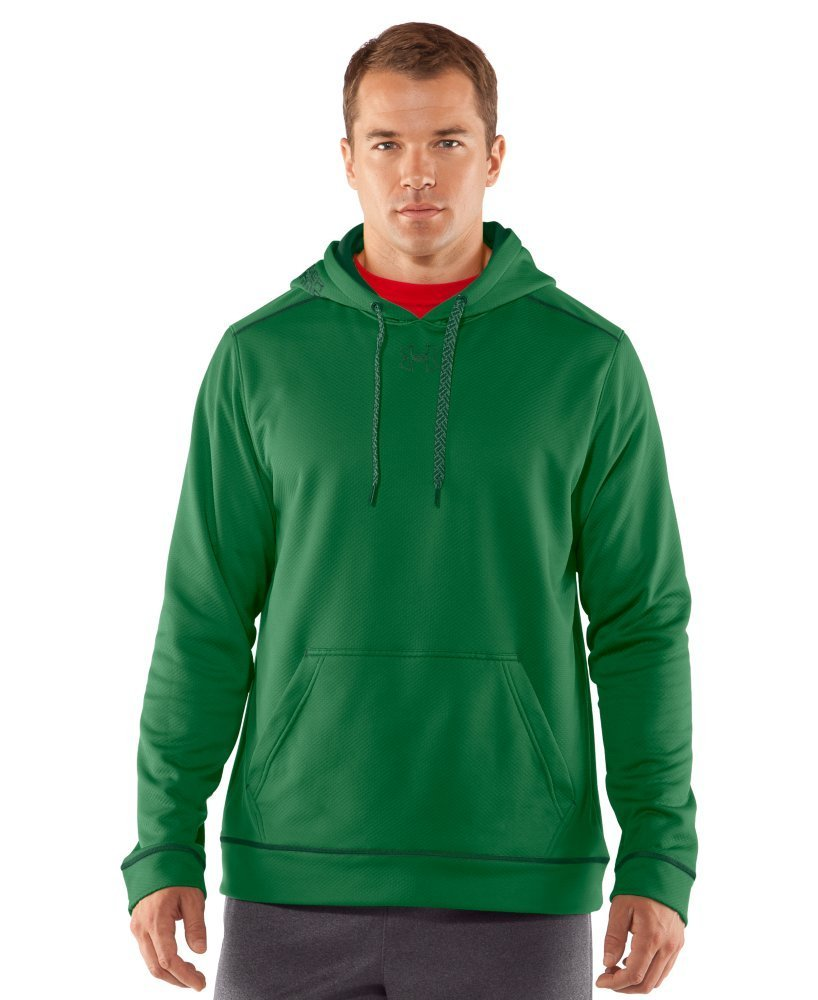 Armour Mens UA Tech Golf Fleece Pullover Hoodies