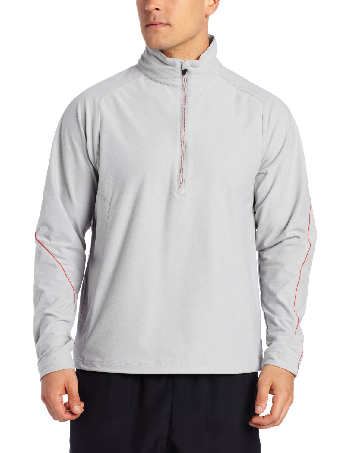 Mens Zero Restriction Dash Pullover Golf Jackets
