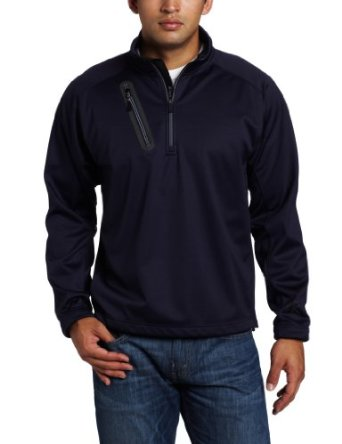 Mens Zero Restriction Highland Pullover Softshell Golf Jackets
