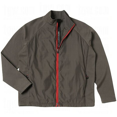 Mens Zero Restriction Hybrid Medalist Golf Jackets