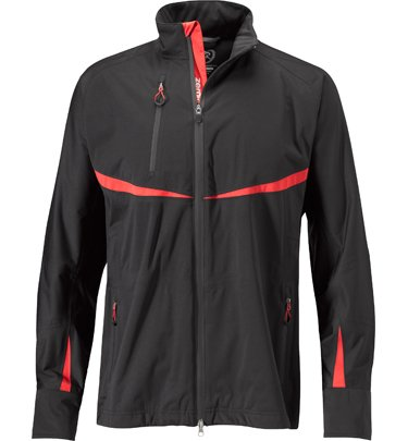 Mens Zero Restriction Knit Golf Rain Jackets