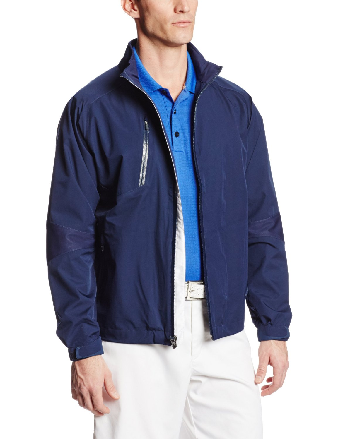 Mens Zero Restriction Pinnacle Golf Rain Jackets