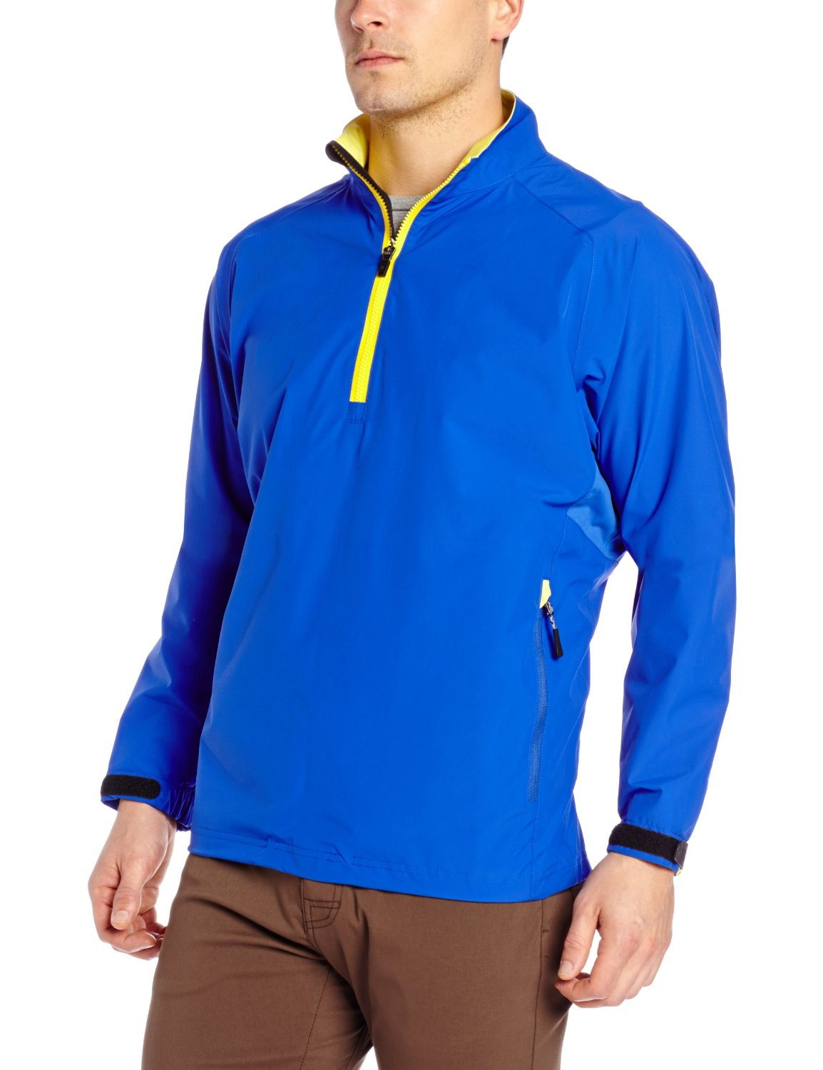 Mens Zero Restriction Power Torque Golf Rain Jackets