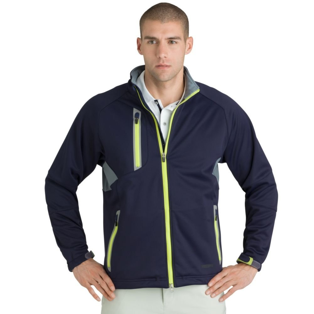 Mens Zero Restriction Windstopper Golf Jackets