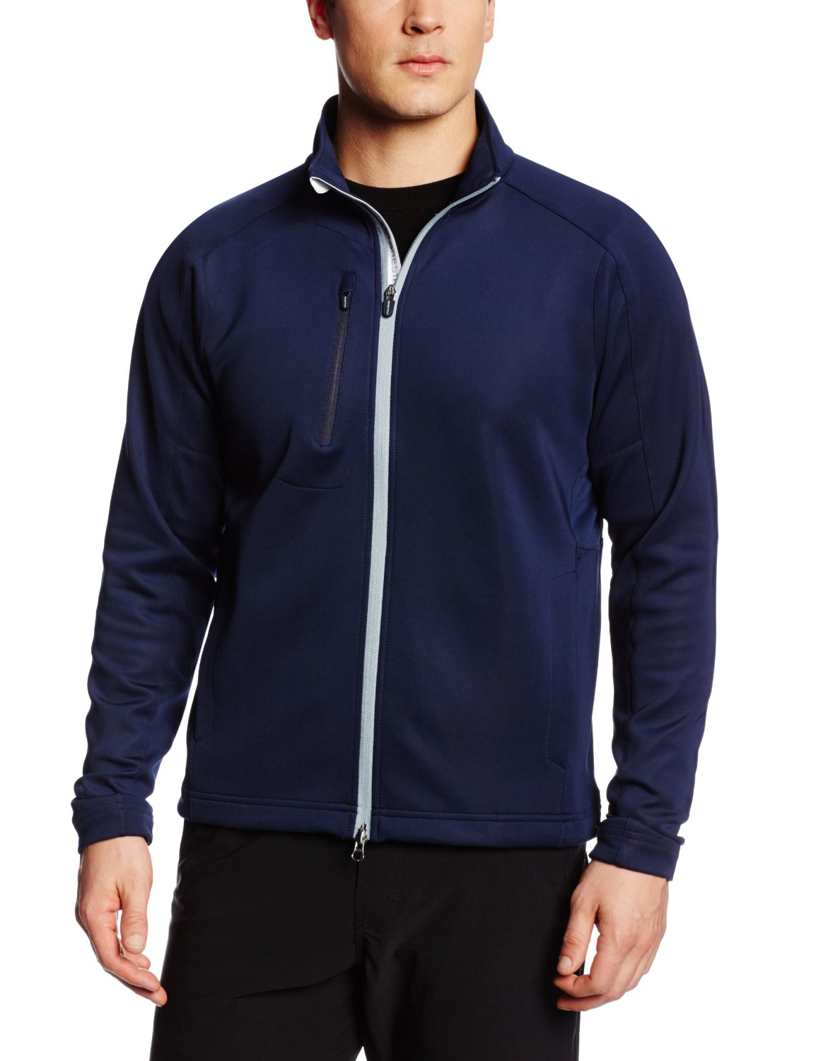 Mens Zero Restriction Z500 Full Zip Golf Jackets
