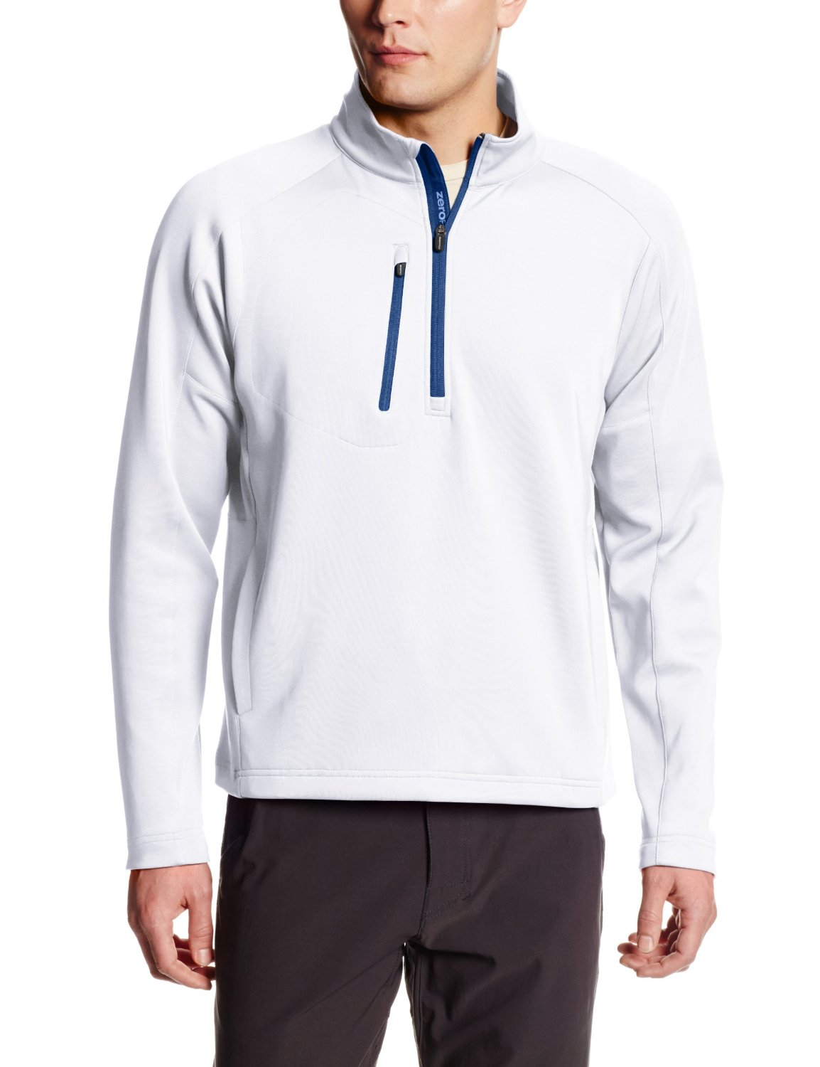Mens Zero Restriction Z500 Quarter Zip Golf Jackets