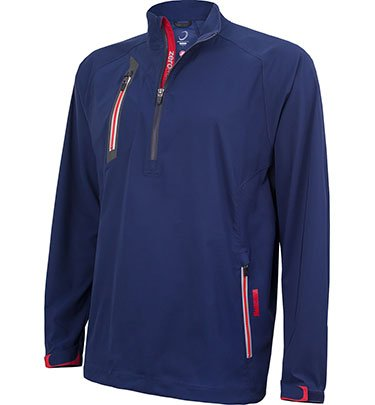 Zero Restriction Mens Golf Pullovers