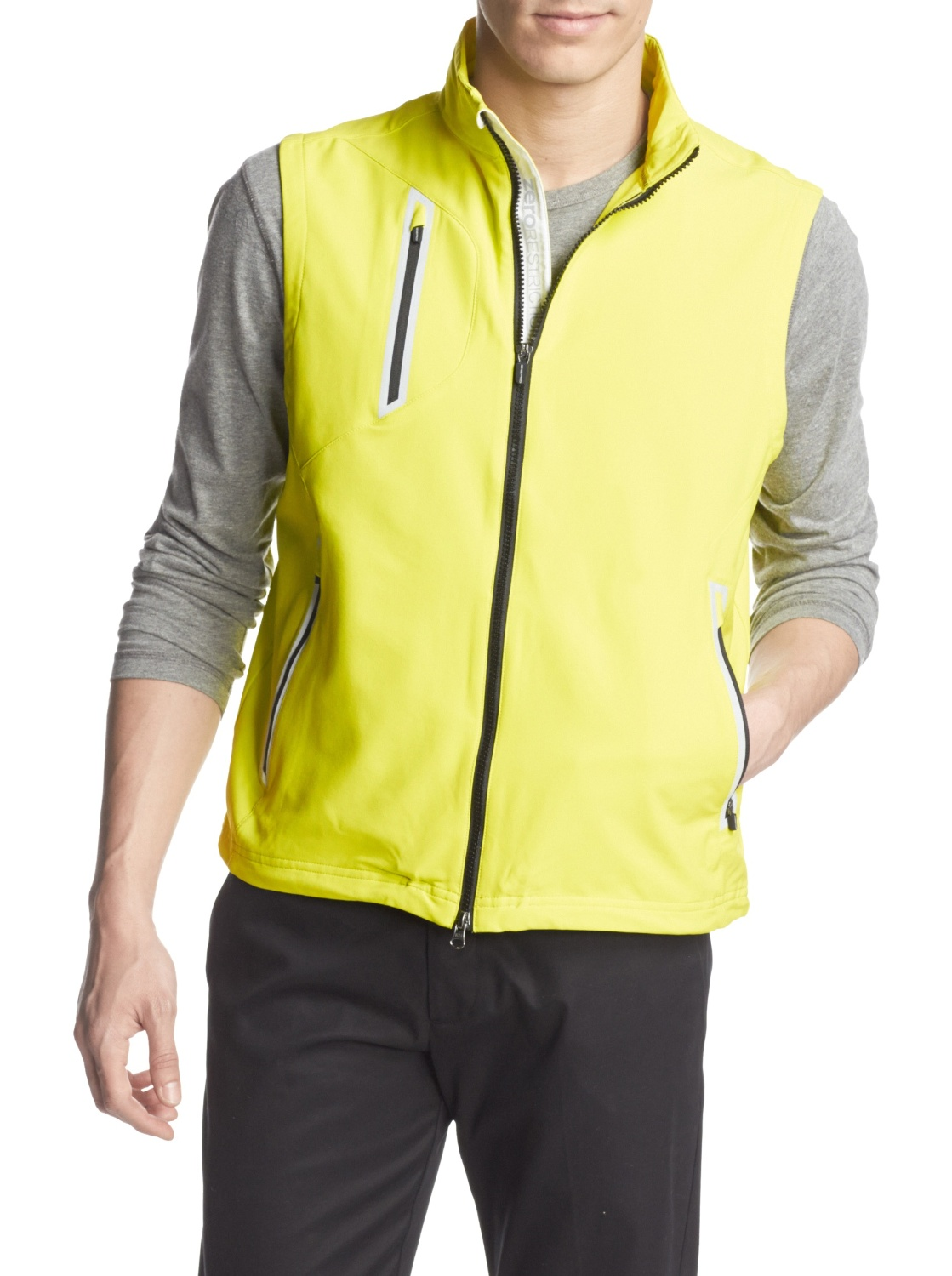 Zero Restriction Mens Golf Vests