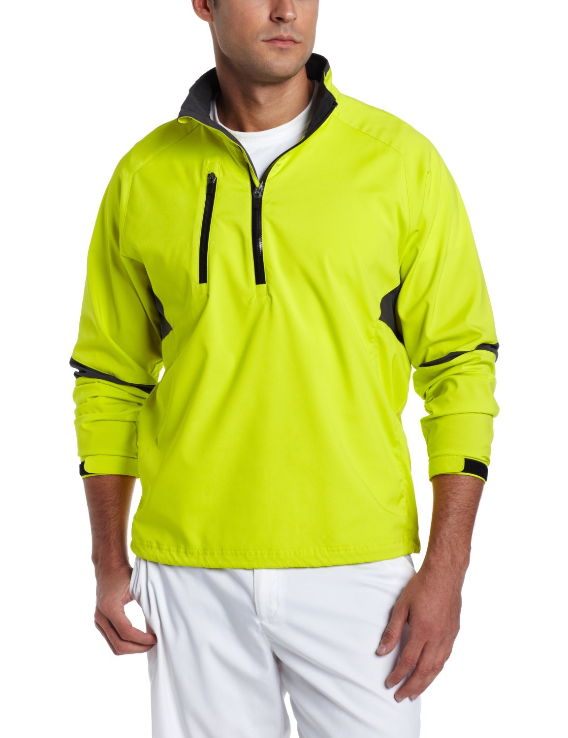 Zero Restriction Mens Golf Windshirts