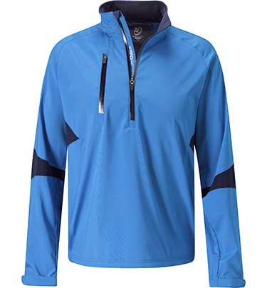 Mens Zero Restriction Long Sleeve Cartwright Golf Windshirts