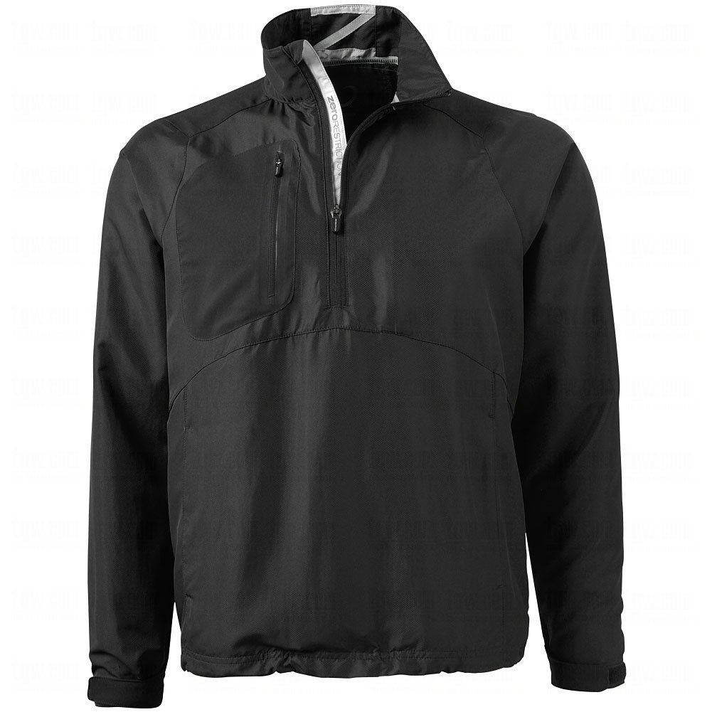 Mens Zero Restriction Mix 2 Layer Golf Wind Jackets