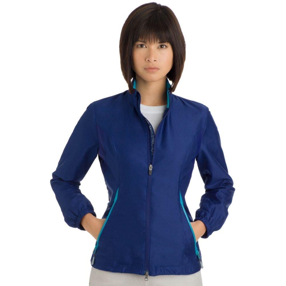 Womens Zero Restriction Power Torque Golf Wind Jackets