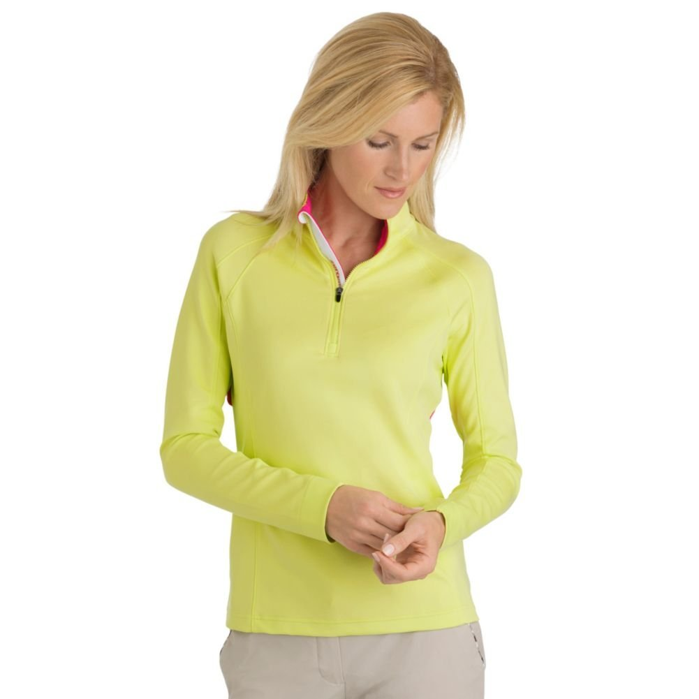 Womens Zero Restriction Samantha Golf Pullovers