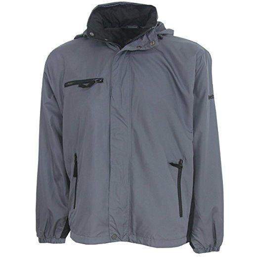 Mens Fleece Lined Rain Jacket - Best Jacket 2017