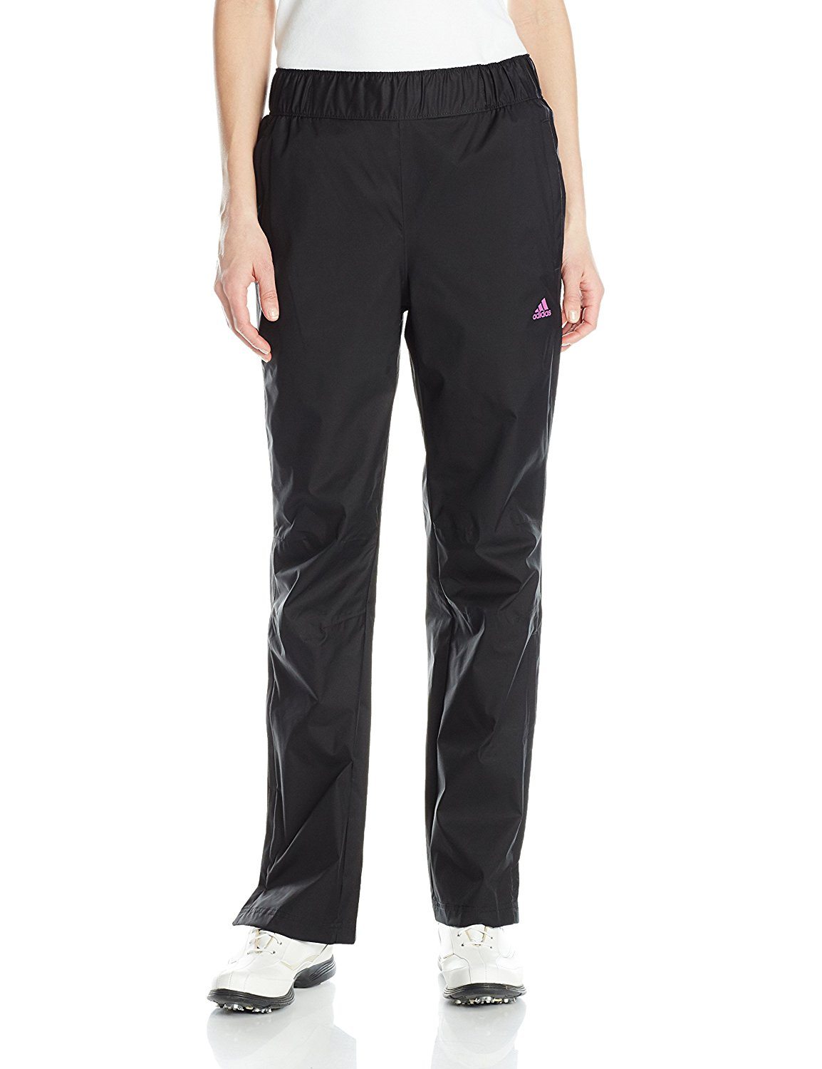 Adidas womens climastorm provisional golf rain pants for Adidas golf rain shirt