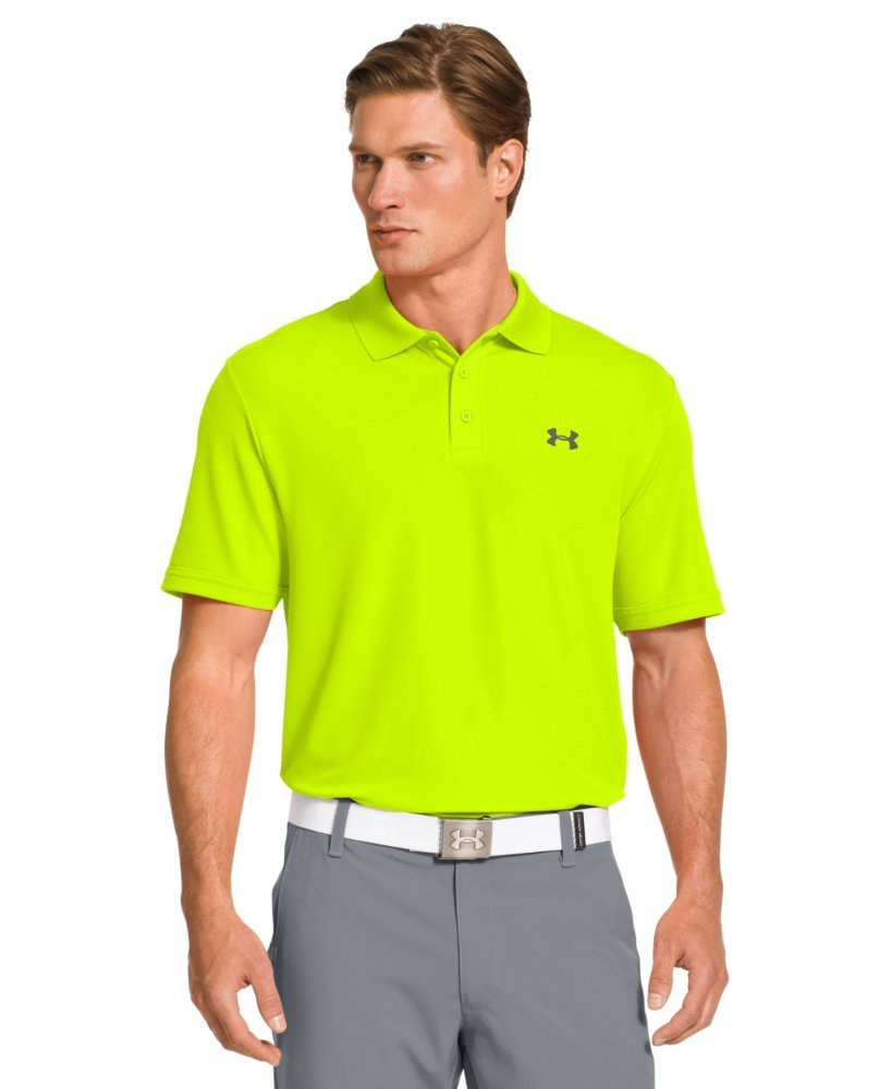 Under Armour Mens Performance 2.0 Golf Polo Shirts