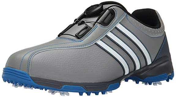 Adidas Mens 360 Traxion Boa Cleated Golf Shoes