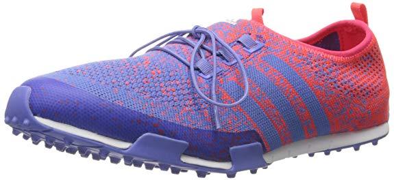 Adidas Womens Ballerina Primeknit Golf Shoes