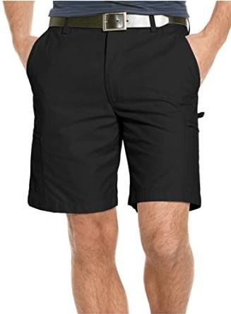 Mens Greg Norman Big and Tall 5 Iron Golf Cargo Shorts