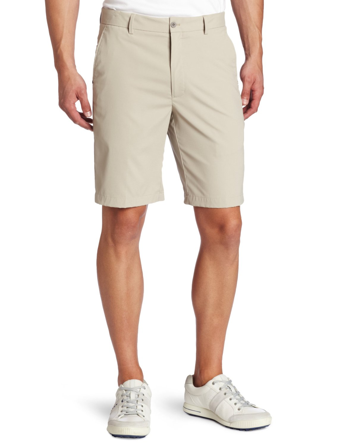 Mens Greg Norman Collection 5 Pocket Tech Golf Shorts