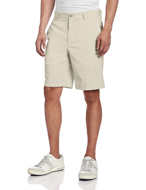 Greg Norman Tech Flat Front Golf Shorts