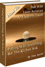 10 Minute Putting System by Don Smith