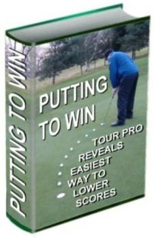 Putting To Win Golf Putting EBook