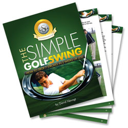 The Simple Golf Swing EBook Review