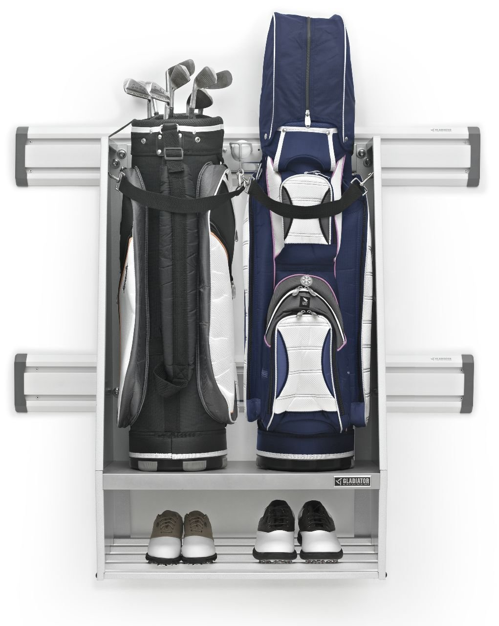 Superbe Gladiator Golf Caddy Everest White