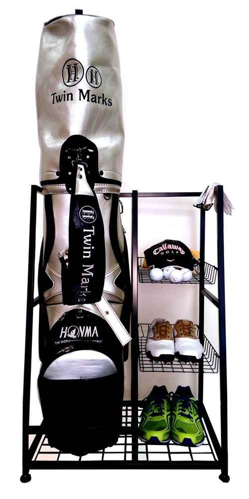 jj single golf bag organizers