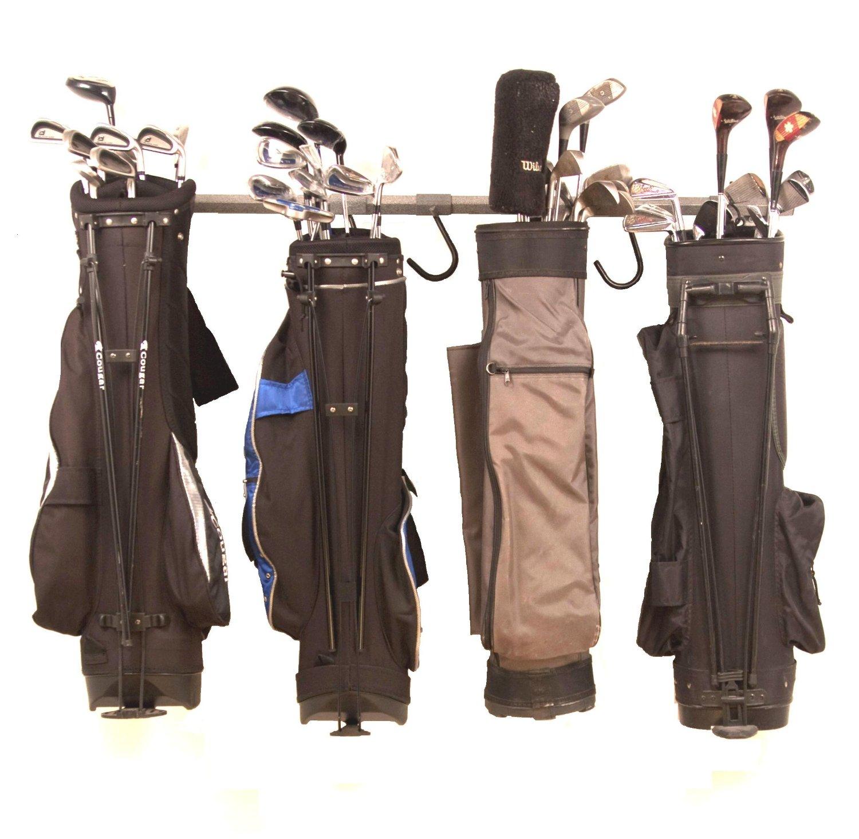 Monkey Bars Golf Bag Racks