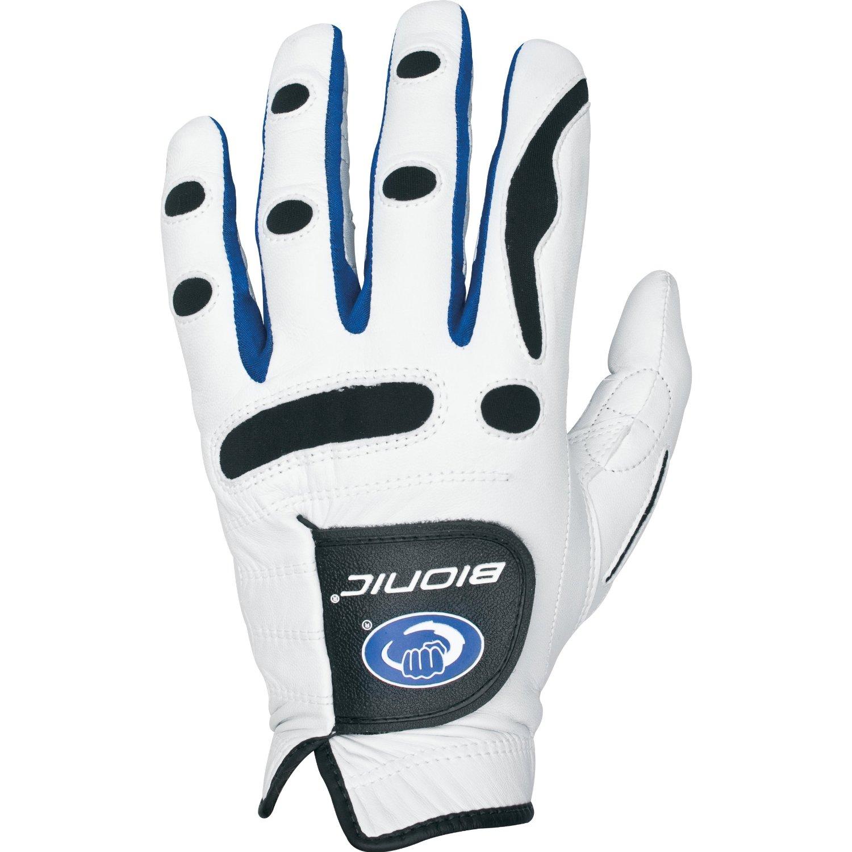 Mens golf gloves xxl -  Mens Bionic Performance Grip Golf Gloves