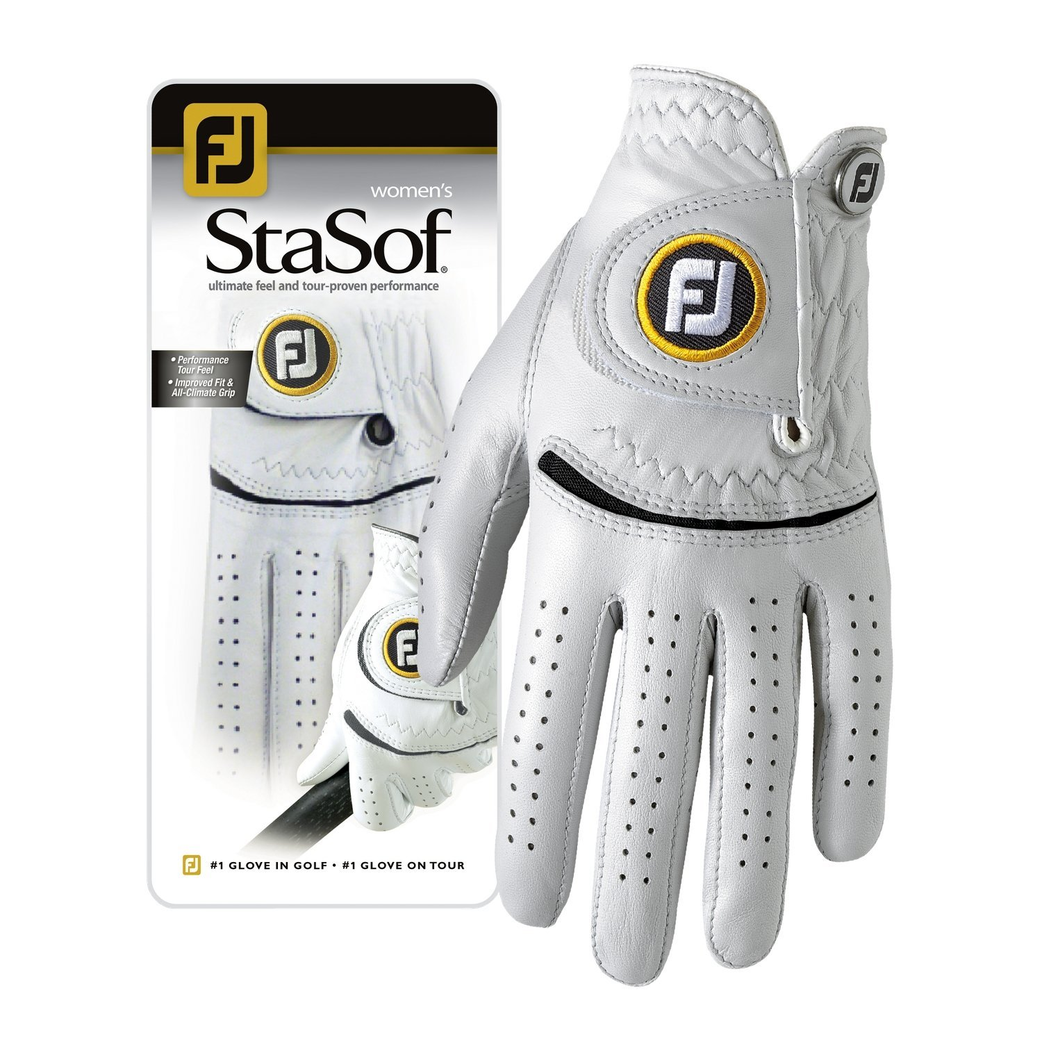 Womens Golf Gloves Collection