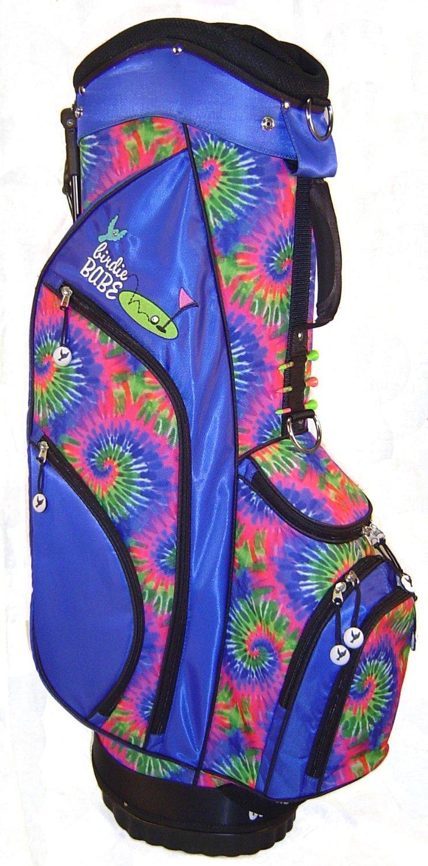 Womens Birdie Babe Kool Karma Golf Hybrid Cart Bags