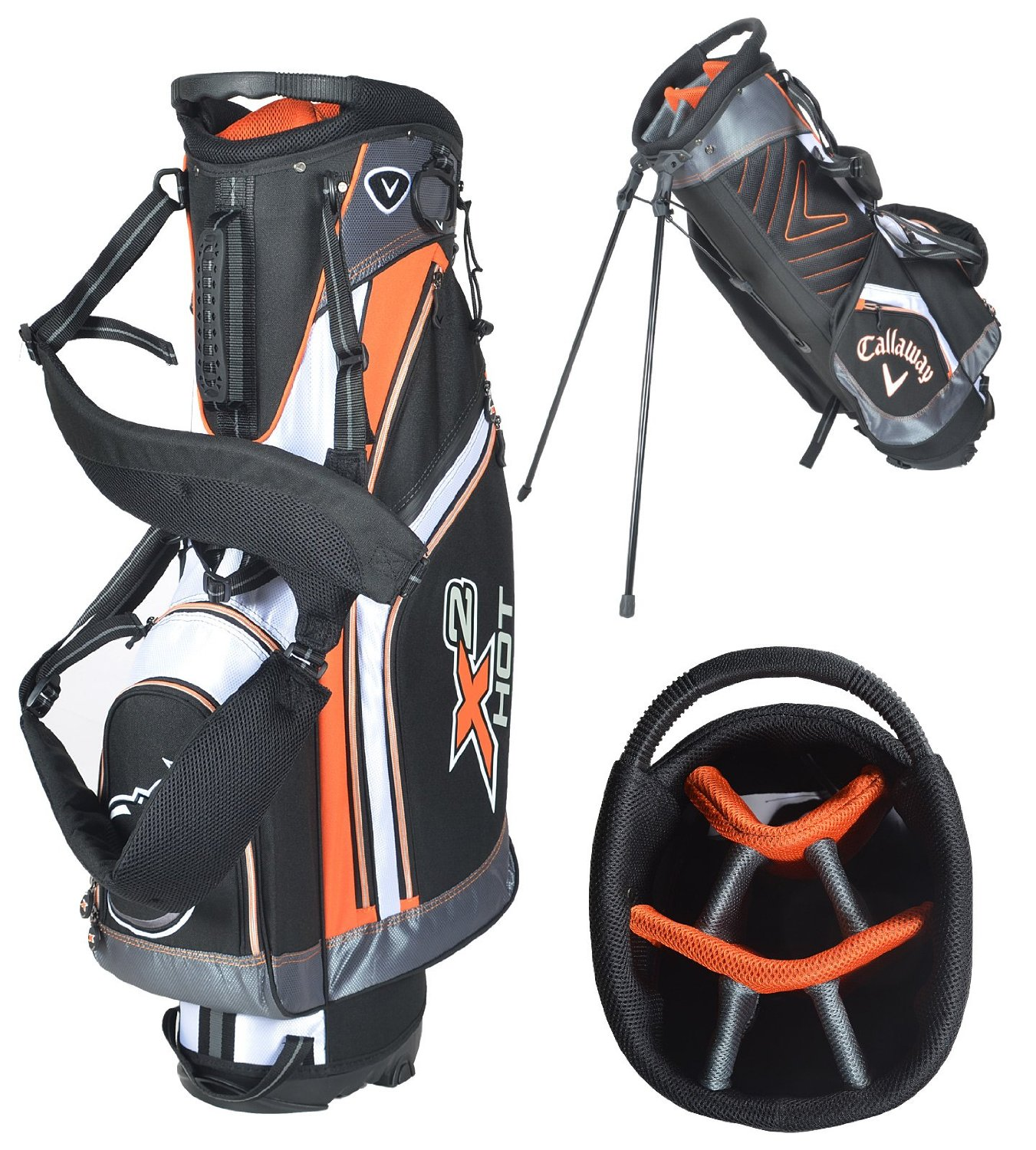 Mens Callaway 2014 X2 Hot Golf Stand Bags