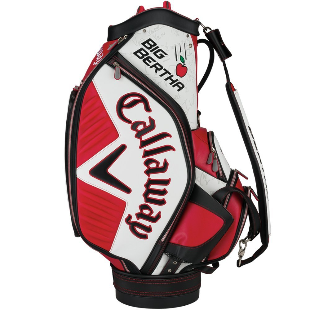 Mens Callaway 2015 Big Bertha Golf Staff Cart Bags