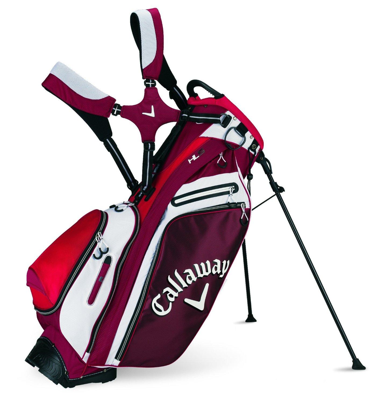 Mens Callaway 2015 Hyper Lite 5 Golf Stand Bags