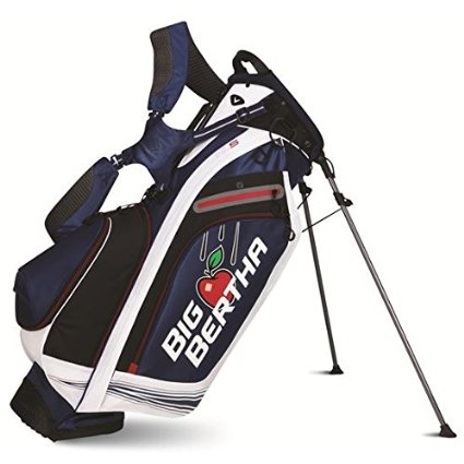 Mens Callaway Big Bertha Hyper-Lite 5 Golf Stand Bags