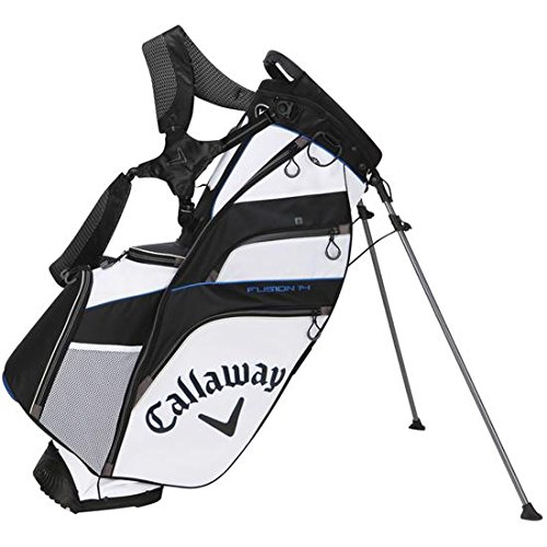 Mens Callaway Fusion 14 Golf Hybrid Stand Bags