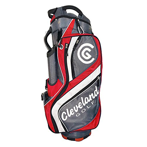 f24bf6803761 Buy Cleveland Mens Golf Bags Stand Cart Staff Bagsrhjacksgolfingsolutions   Titleist Golf Cart Bag Ebay At